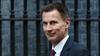 İngiltere Dışişleri Bakanı Hunt, bugün Suudi Arabistan'a gidiyor