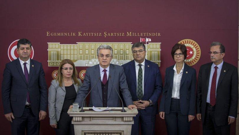 CHP'den, 'Kılıçdaroğlu- Ahmet Türk' görüşmesine ilişkin açıklama