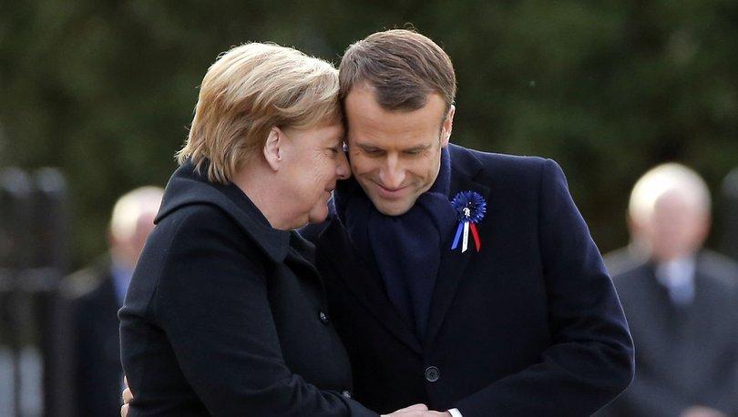 Yasli Kadin Merkel I Macron Un Esi Sandi Dunya Haberleri