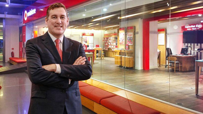 Vodafone'un Türkiye'deki gelirleri 5 milyar TL'yi aştı