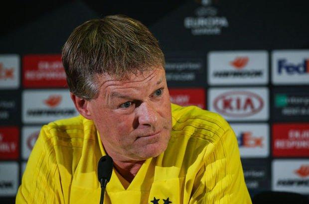 Fenerbahçe, Erwin Koeman ile yola devam etmeyi düşünüyor