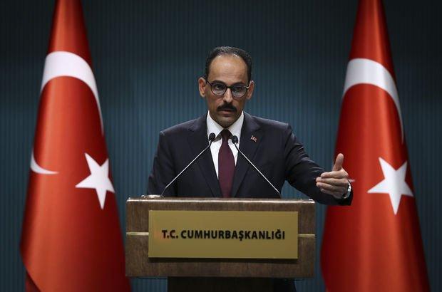 Türkiye'den İsrail tepkisi!