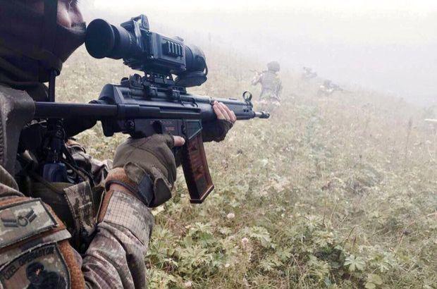 PKK'lı teröristler, yol yapan işçilere saldırdı