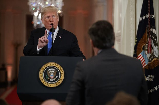 CNN, Trump'a dava açtığını duyurdu!