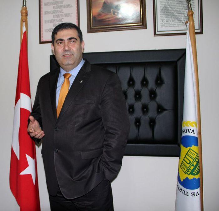 AK Parti 24. Dönem İzmir Milletvekili Rıfat Sait