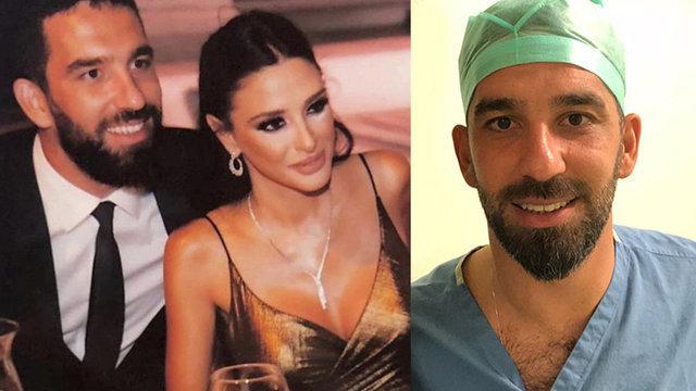 Arda Turan ile Aslıhan Doğan doğum sonrası ilk kez görüntülendi - Magazin haberleri