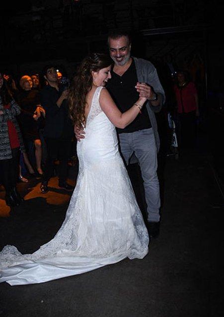 Burhan Şeşen'İn kızı Dilara Şeşen: Babamın 3'üncü evliliği umarım son olur - Magazin haberleri