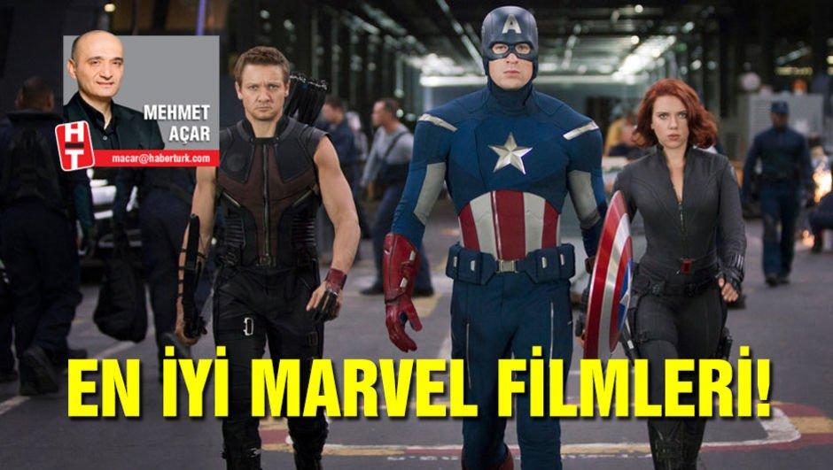 En iyi Marvel filmleri!