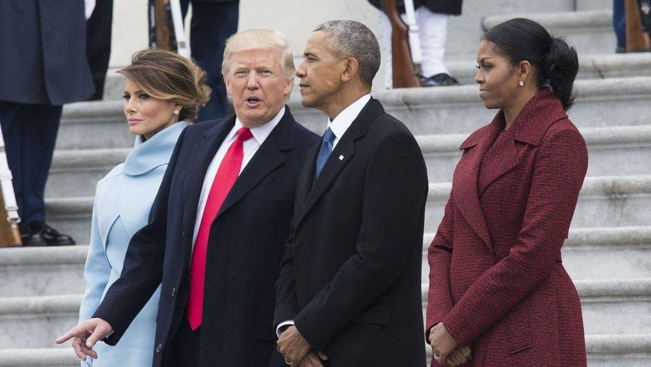 Obama: Trump'ı hiçbir zaman affetmeyeceğim!