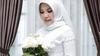 Düşen uçakta ölen nişanlısı için tek başına düğün fotoğrafı çektirdi