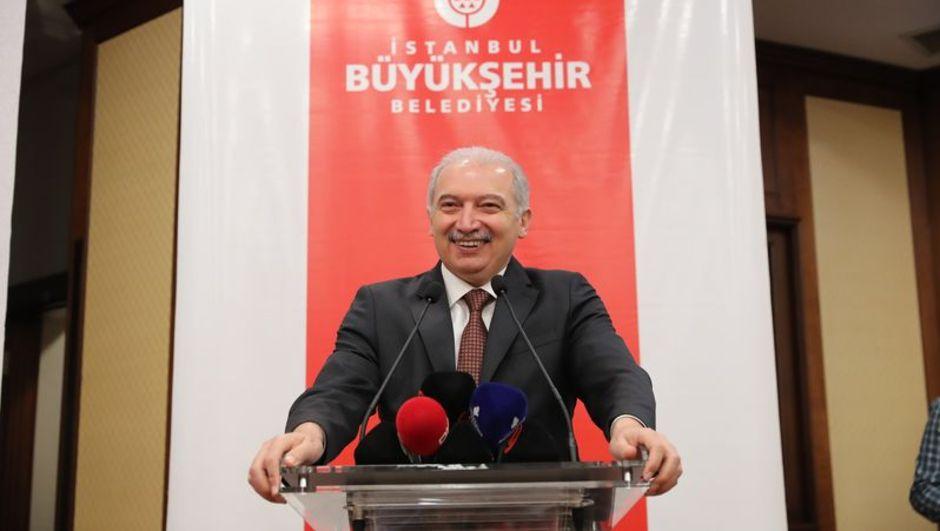 İBB Başkanı Uysal'dan İDO açıklaması