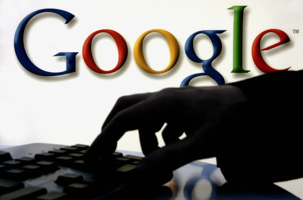 Google'ın hesabı 'hack'lendi!