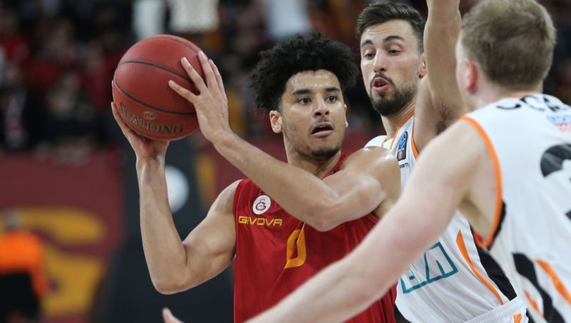 Galatasaray ratiopharm Ulm 7DAYS Eurocup