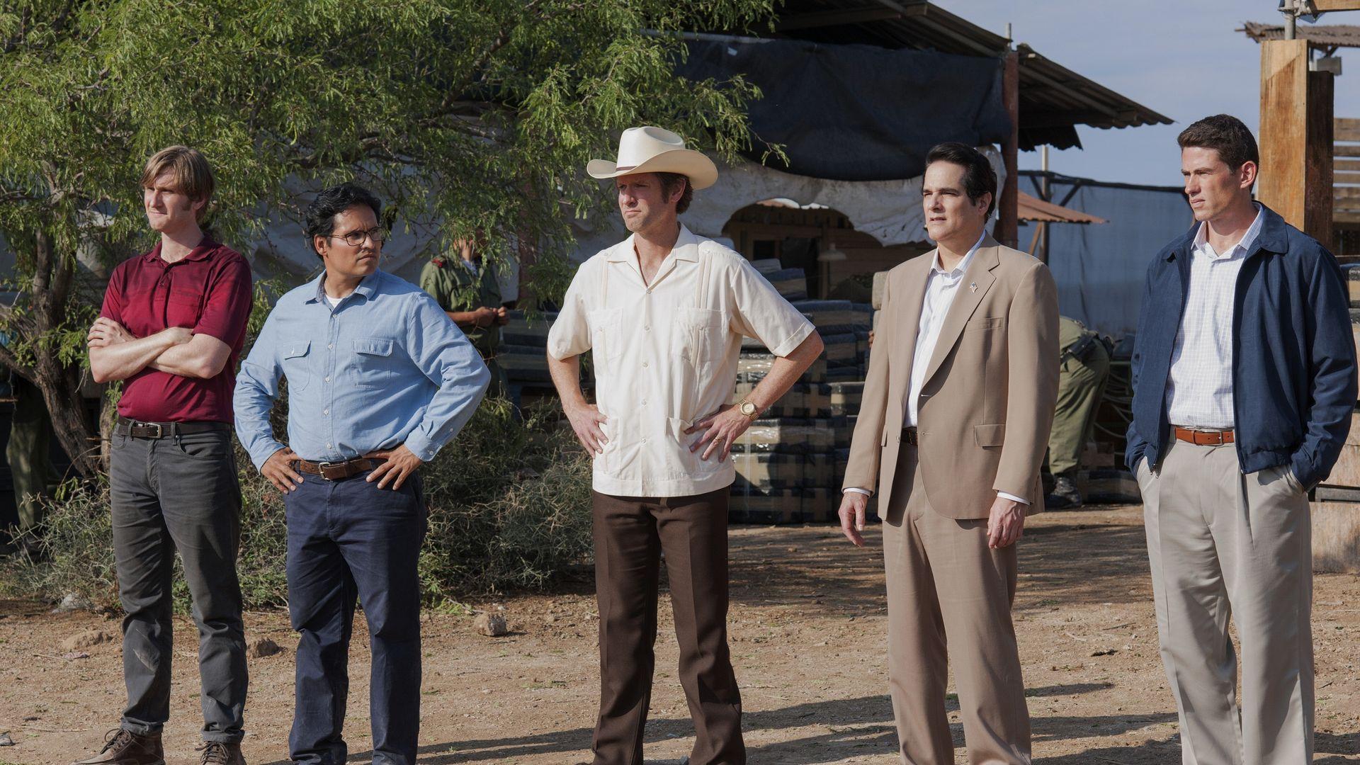 10 bölümlük bir roman: Narcos: Mexico