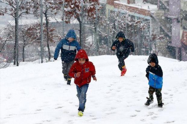 İki ilde kar tatili ilan edildi!