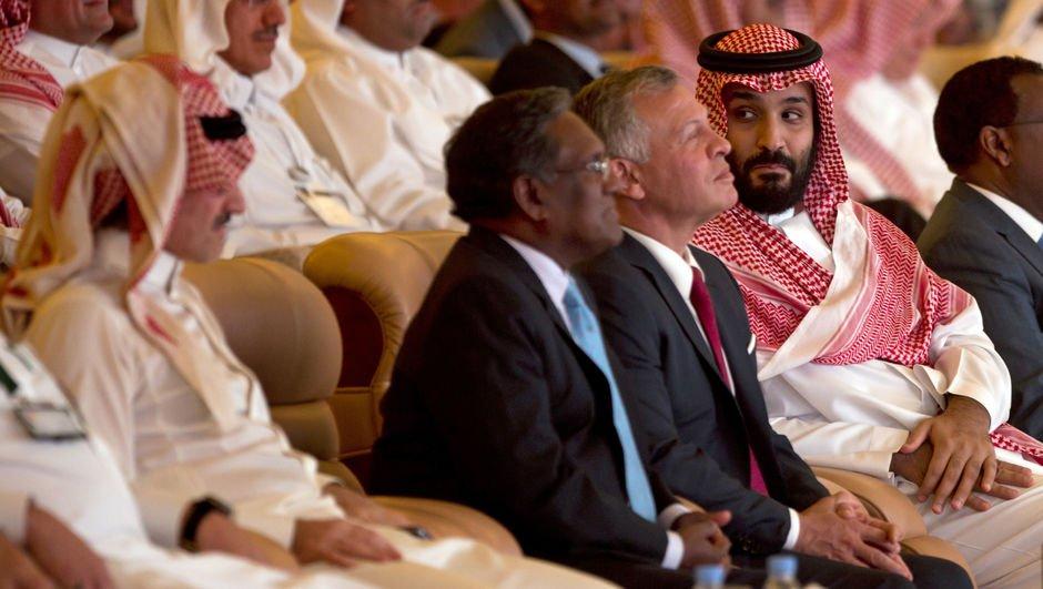 Suudi Velihat Prens ve Suudi iktidarında etkili iki isim kim?