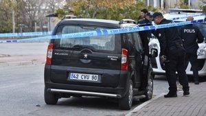Konya'da dehşete düşüren olay! Kan izlerini takip ettiler