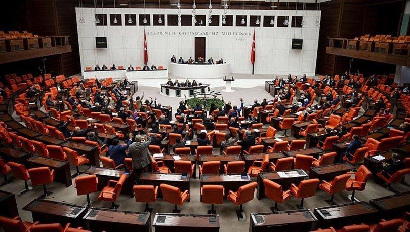 Son dakika... Sağlık torba yasası Meclis'ten geçti