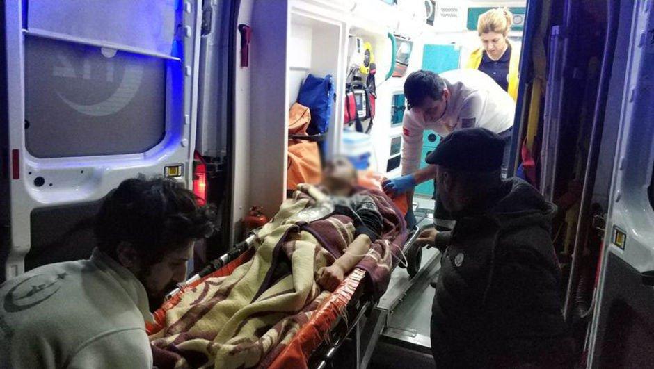 Bekar evine silahlı saldırı: 2 ağır yaralı