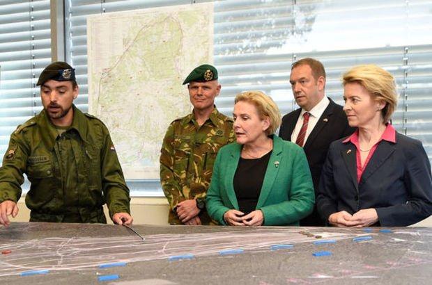 Hollanda Avrupa ordusuna karşı: Bizim tek bir ordumuz var