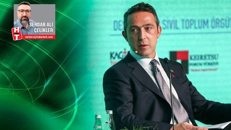 Serdar Ali Çelikler: Bu elenme Ersun Yanala yazar 84