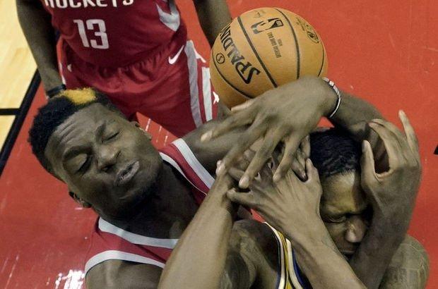 Warriors deplasmanda kaybetti