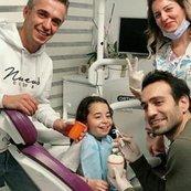 Dişçi koltuğunda yalnız bırakmadılar