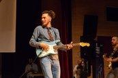 Kampüste Caz'ın ilk konseri Edirne'deydi!