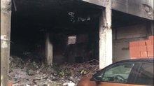 Şirinevler'de AVM'de yangın çıktı!