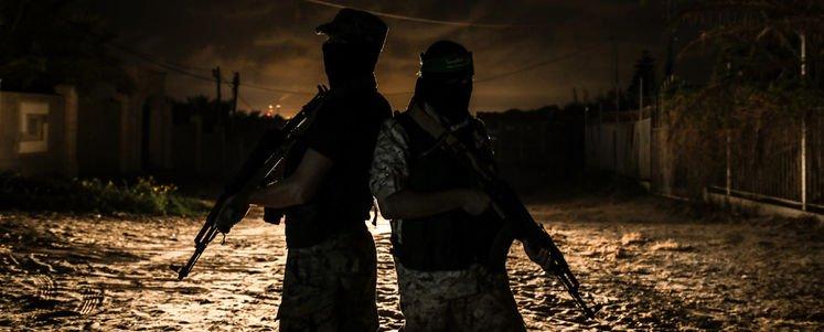 İsrailli komutanın öldürülme görüntüsü Hamas'ın elinde!
