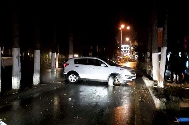 Kuşadası'nda 2 ayrı trafik kazası!