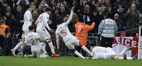 İngiltere yarı finale kaldı!