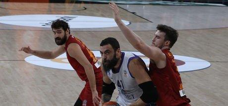 Galatasaray uzatmada kaybetti