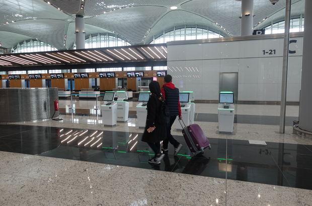İstanbul Havalimanı'ndan uçan yolcu sayısı açıklandı