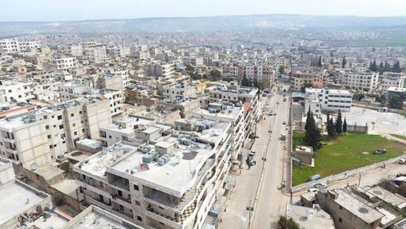 Afrin'de Körfez yağması
