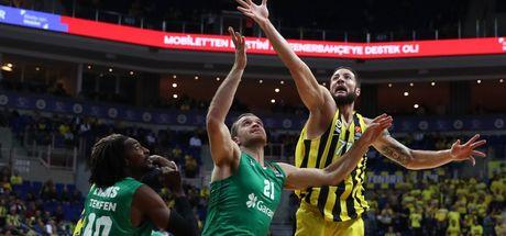 Türk derbisinde Fenerbahçe farklı güldü!