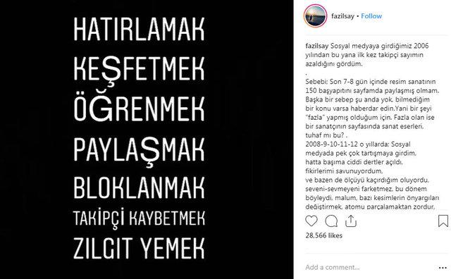 Fazıl Say, Hakan Hatipoğlu'na 'Siz ne iş yapıyorsunuz' dedi, sosyal medya yıkıldı!