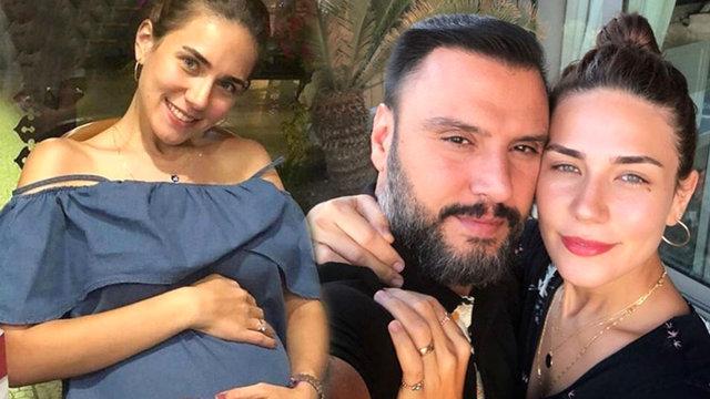 Buse Varol'un eşi Alişan: Göbek bağını ben keseceğim - Magazin haberleri
