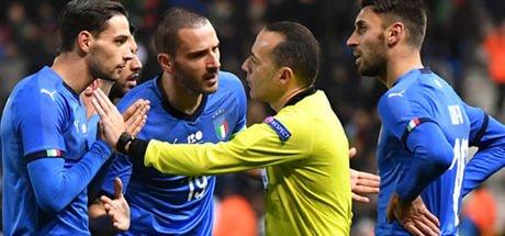 Türk hakemler, İtalya-ABD maçında VAR uyguladı
