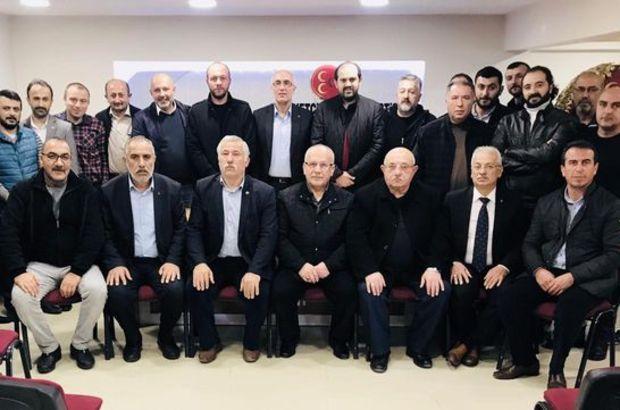 Yeni atamanın ardından MHP il ve ilçe teşkilatı istifa etti!