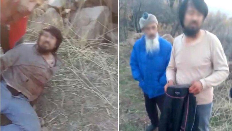 Kırgız Baba Oğul Böyle Yakalandı Son Haberler