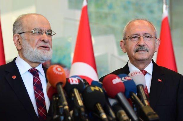 CHP'nin randevu açıklamasına Karamollaoğlu'ndan yanıt!