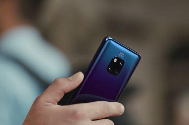 Huawei'den 60 saniyede Mate 20 serisi
