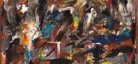 Erol Kınalı'nın eserleri, İş Sanat Kibele Galerisi'nde