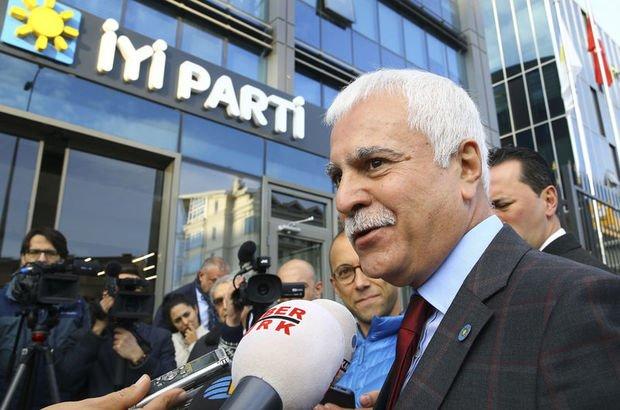 İYİ Partili Aydın: CHP ile mutabakata vardık