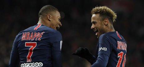 PSG'ye şok! Neymar ve Mbappe sakatlandı