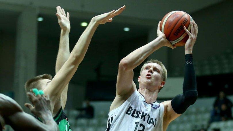 Beşiktaş Sompo Japan Petrol Olimpija FIBA Şampiyonlar Ligi D Grubu