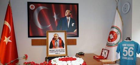 Son dakika: Şehit Savcı Mehmet Selim Kiraz davasında 9 kişi için kırmızı bülten