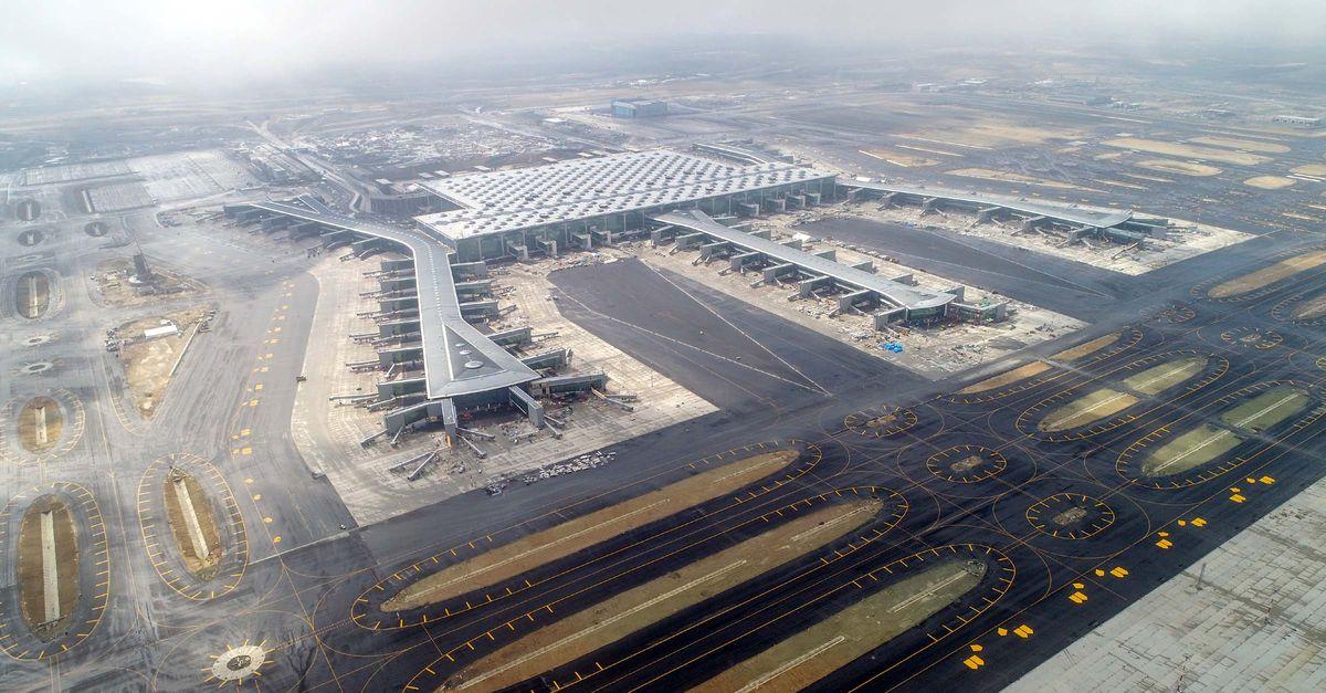 İstanbul Havalimanı'nda dev ihale sonuçlandı