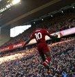 İngiltere Premier Lig ekiplerinden Liverpool